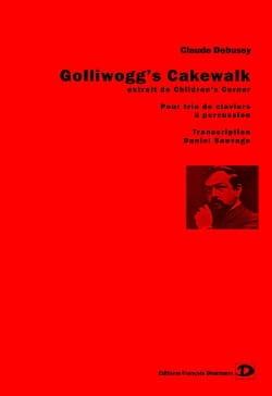 Golliwogg's Cakewalk DEBUSSY Partition laflutedepan