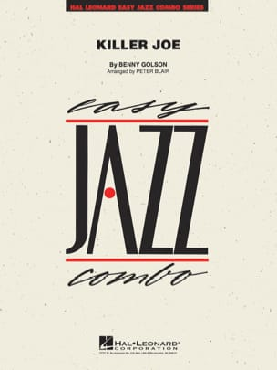Killer Joe Benny Golson Partition ENSEMBLES - laflutedepan