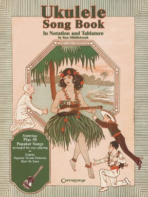 Ukulele Song Book Ron Middlebrook Partition laflutedepan