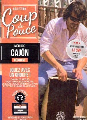 COUP DE POUCE - Beginner Cajon Method - Partition - di-arezzo.co.uk