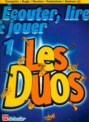 Ecouter Lire et Jouer - Les duos Volume 1 - 2 Trompettes laflutedepan