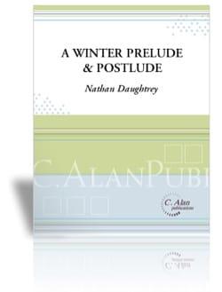 A Winter Prelude & Postlude Traditionnel Partition laflutedepan