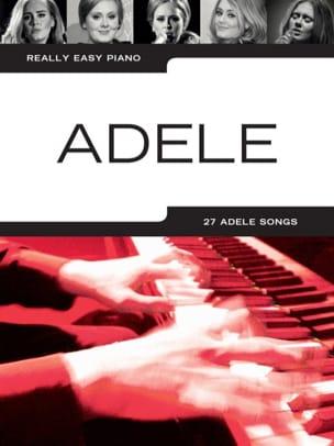 Adele - 本当に簡単なピアノ - アデーレ - Partition - di-arezzo.jp
