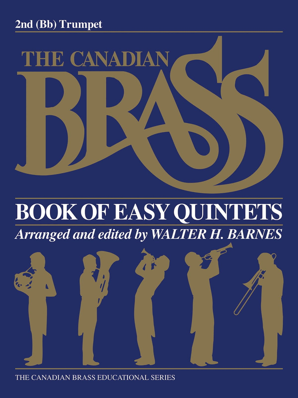 Book Of Easy Quintets - Partition - laflutedepan.com