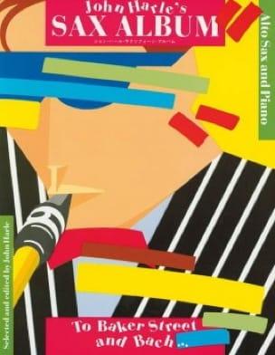 Sax album - Partition - Saxophone - laflutedepan.com