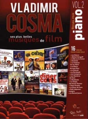 Ses Plus Belles Musiques de Film Volume 2 Vladimir Cosma laflutedepan
