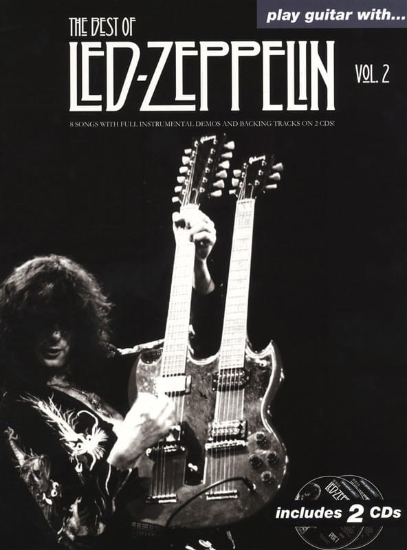 Play Guitar With... The Best Of Led Zeppelin - Volume 2 - laflutedepan.com