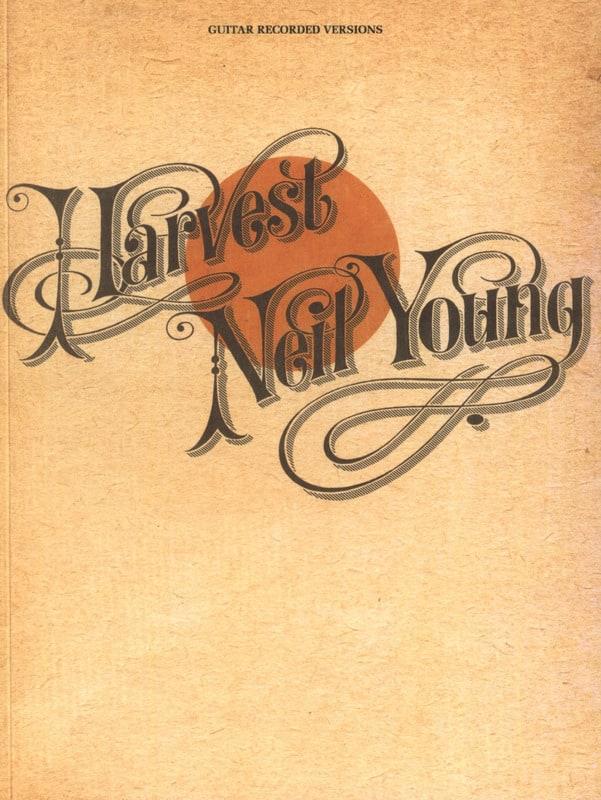Harvest - Neil Young - Partition - Pop / Rock - laflutedepan.com