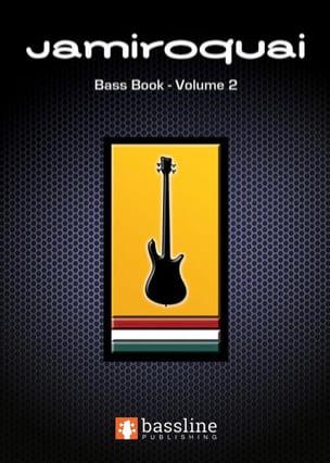 The Jamiroquai Bass Book - Volume 2 Jamiroquai Partition laflutedepan