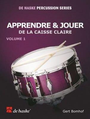 Apprendre & Jouer de la Caisse Claire Volume 1 laflutedepan