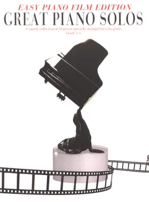 Easy Piano Edition - Great Piano Solos - The Film Book laflutedepan