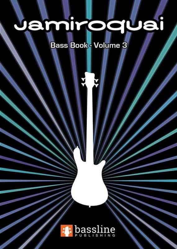 The Jamiroquai Bass Book - Volume 3 - Jamiroquai - laflutedepan.com