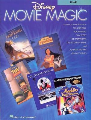 Disney Movie Magic DISNEY Partition Violoncelle - laflutedepan