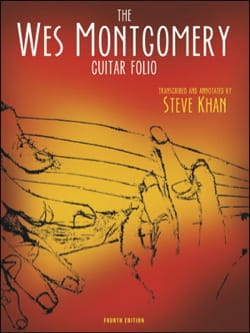 METHODE AEBERSOLD - The Wes Montgomery guitar folio - Partition - di-arezzo.co.uk