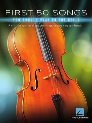 First 50 Songs You Should Play on Cello Partition laflutedepan