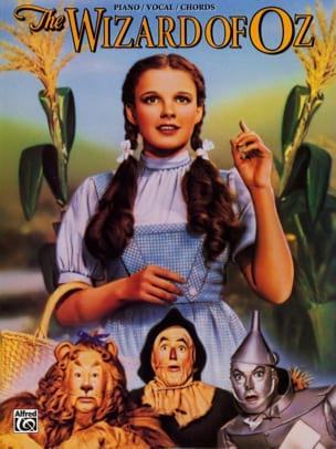 The Wizard Of Oz Harold Arlen Partition laflutedepan