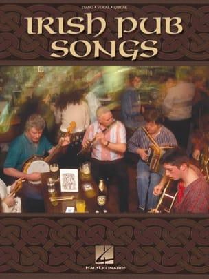 Irish Pub Songs Partition Musique du monde - laflutedepan