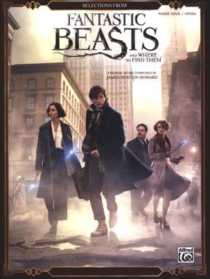 James Newton Howard - Fantastic Animals Movie Music - Partition - di-arezzo.com