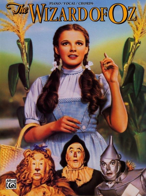 The Wizard Of Oz - Harold Arlen - Partition - laflutedepan.com