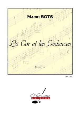 Le Cor Et les Cadences Mario Bots Partition Cor - laflutedepan