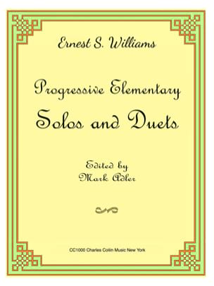 Progressive Elementary Solos And Duets Ernest S. Williams laflutedepan