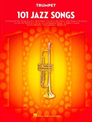 101 Jazz Songs for Trumpet Partition Trompette - laflutedepan