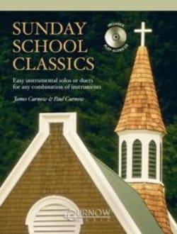 Sunday School Classics - Partition - Saxophone - laflutedepan.com