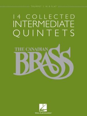 14 Collected Intermediate Quintets Partition laflutedepan