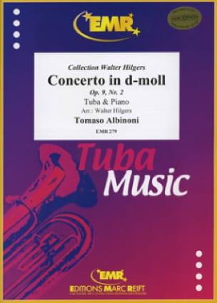 Concerto In D-Moll, Opus 9, Nr. 2 - ALBINONI - laflutedepan.com