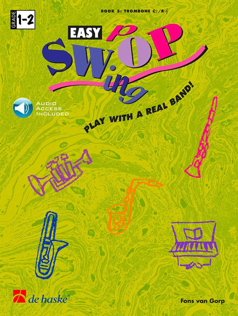 Easy Swop Book 5 Grade 1-2 - Partition - laflutedepan.com