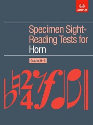 Specimen Sight-Reading Tests For Horn - laflutedepan.com