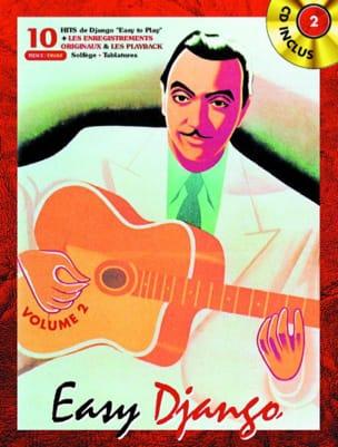 Easy Django Volume 2 Django Reinhardt Partition Guitare - laflutedepan