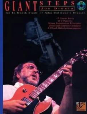Giant Steps - Joe Diorio - Partition - Guitare - laflutedepan.com