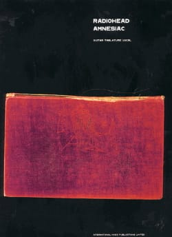 Amnesiac Radiohead Partition Pop / Rock - laflutedepan