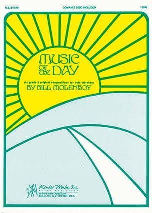 Music Of The Day Bill Molenhof Partition Vibraphone - laflutedepan