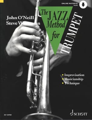O' Neill John / Waterman Steve - The Jazz Method For Trumpet - Partition - di-arezzo.co.uk