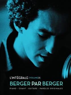 Michel Berger - Berger von Berger - Das komplette Band 2 - Partition - di-arezzo.de
