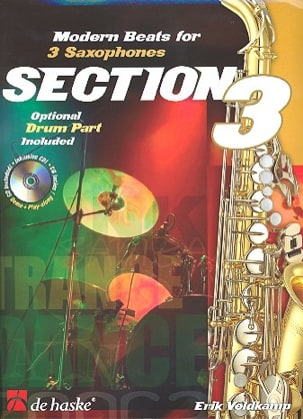 Section 3 Erik Veldkamp Partition Saxophone - laflutedepan