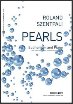 Pearls Roland Szentpali Partition Tuba - laflutedepan