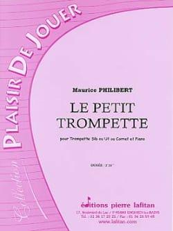 Le Petit Trompette Maurice Philibert Partition laflutedepan
