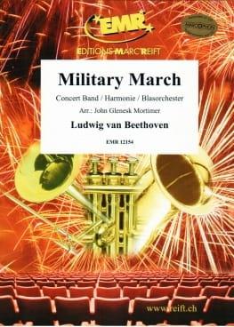 Military March BEETHOVEN Partition ENSEMBLES - laflutedepan