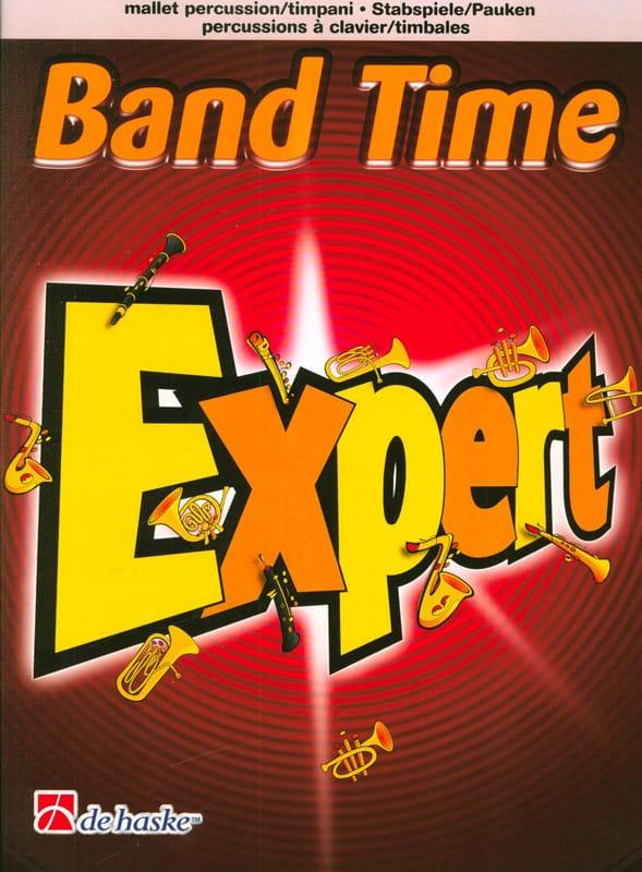 Band Time Expert - Mallets / Timpani - laflutedepan.com