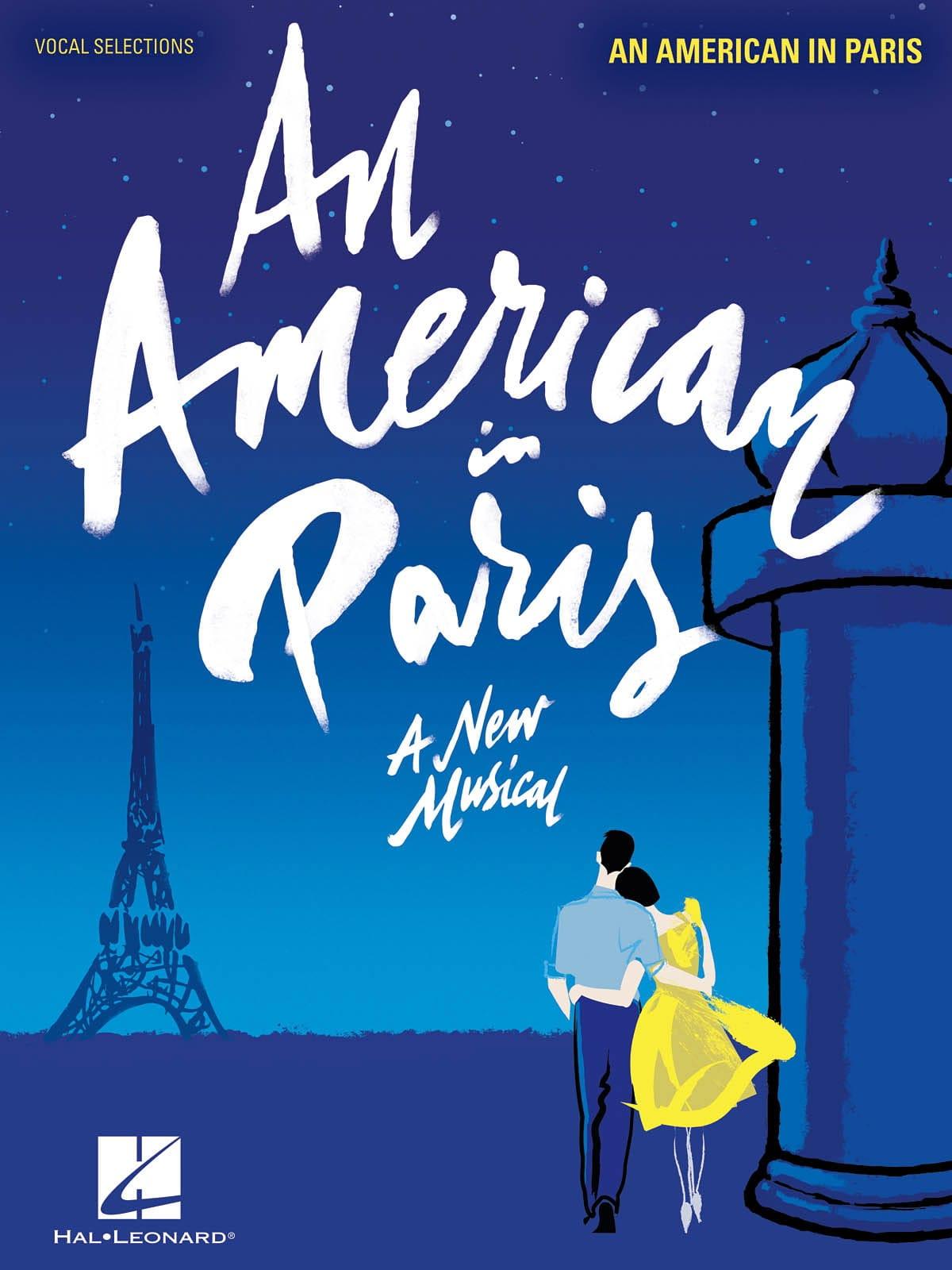 An American in Paris - A New Musical Vocal Selections - laflutedepan.com