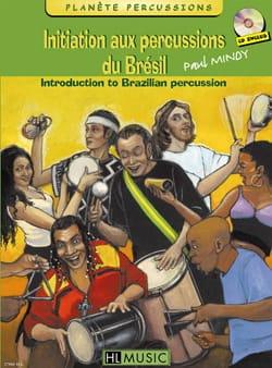 Initiation Aux Percussions du Brésil Paul Mindy Partition laflutedepan