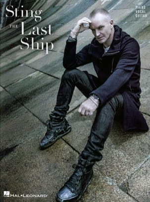 The Last Ship Sting Partition Pop / Rock - laflutedepan