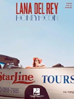 Honeymoon Lana Del Rey Partition Pop / Rock - laflutedepan