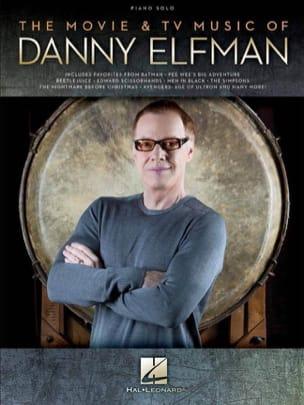 The Movie & TV Music of Danny Elfman Danny Elfman laflutedepan