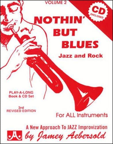 Volume 2 - Nothin' But Blues - METHODE AEBERSOLD - laflutedepan.com