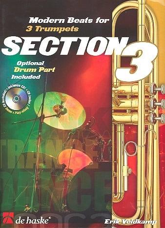 Section 3 - Erik Veldkamp - Partition - Trompette - laflutedepan.com