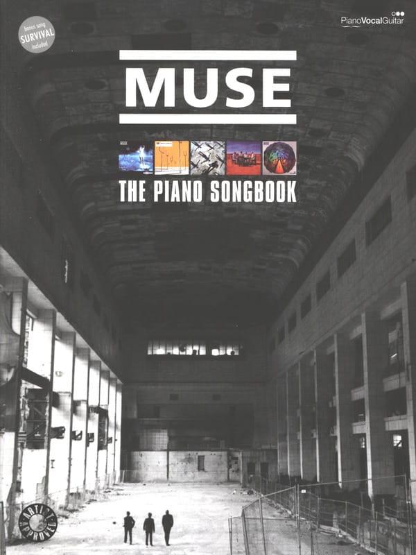 The Piano Songbook - Muse - Partition - Pop / Rock - laflutedepan.com